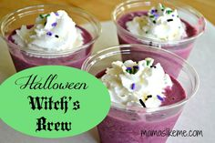 Mamas Like Me: Halloween Witch's Brew for Kids