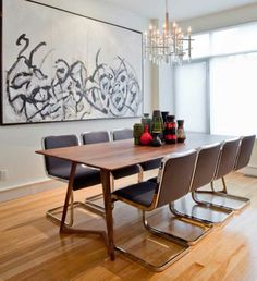 Modern Dining Table Design Ideas.....