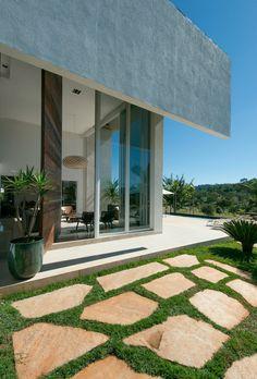 David Trubridge Kina in House Aldeia 082 by Dayala+Rafael Arquitetura