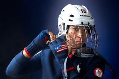 Julie Chu, four-time Olympic veteran and captain of Team USA Women's Hockey, talks to RL Mag about what it takes to make the cut and how this year at the Sochi Games, she's going for gold