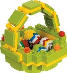 Fun Lego Easter Basket Ideas