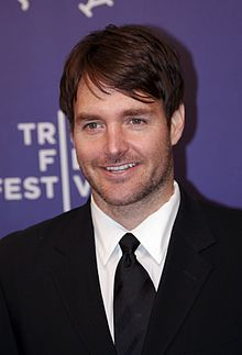 Will Forte, American comedic actor and writer, best known for his work on Saturday Night Live. (UCLA)
