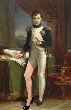 Napoleon Legbomb.