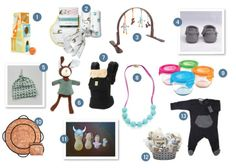 A Mommy in the City | Holiday Gift Guide: For the Babies