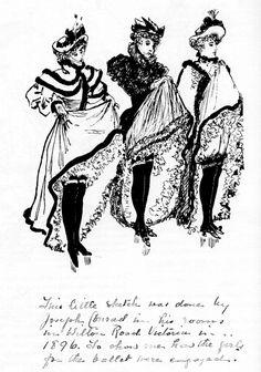 Author Illustrations on imprint