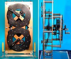 Antikythera Mechanism reconstruction