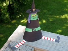 kids crafts halloween witches