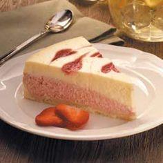 #taste of home   #easter dinner  love cheesecake