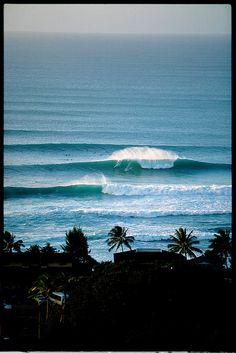 North Shore.  Grant Ellis photographer.  http://surf.transworld.net/1000110576/news/surfer-poll-relocates-to-north-shore/