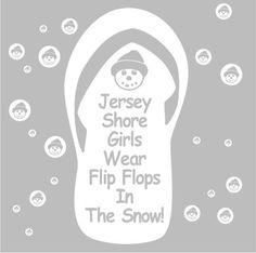 JERSEY SHORE GIRLS WEAR....