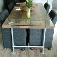 Table #KeeKlamp