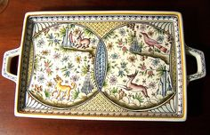 PORTUGESE HANDPAINTED TRAY