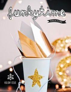 Funkytime Magazine | Holiday Issue