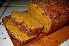 Paleo pumpkin bread.