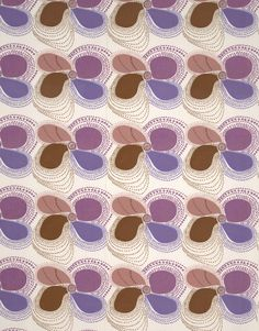 Lucienne Day 'petal' 1971