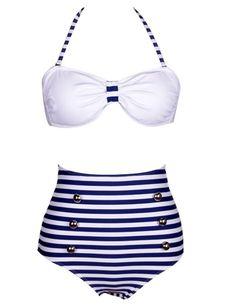 Love Vintage swimsuits!
