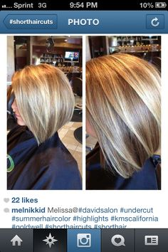 Cut and highlights