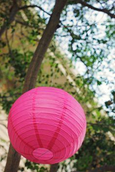 Paper Lanterns #decorate #justartifacts
