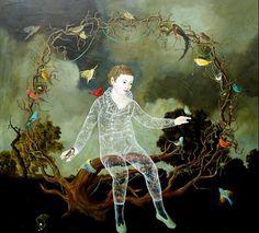 Anne Siems, 'St. Finch' (2011)