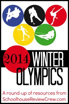 Today on the blog: 25+ members of the Crew share resources for the 2014 Winter Olympics. Who will be making use of this wonderful opportunity to enrich your homeschool?   http://schoolhousereviewcrew.com/winter-olympics-resources-round-up/