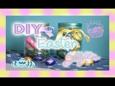 ▶ Quick & Easy DIY Gift Ideas for Easter - YouTube
