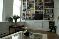 Ikea Hack: Ivar library and storage