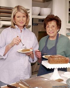Try one of these 18 cherished recipes passed down from Martha Stewart's own mother, Mrs. Kostyra, this Mother's Day.