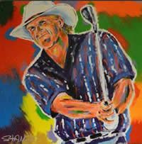Exhibition Summer 2013-Art Museum of Myrtle Beach.  Fore! Images of Golf in Art