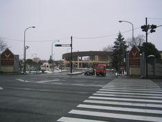Yokota AB 2005 Main Gate