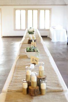indoor wedding receptions
