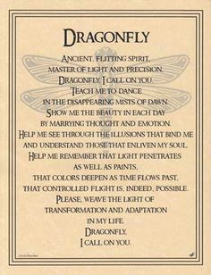 prayer, book of shadows, anim, dragonfli, wicca, spirit, totem, quot, posters