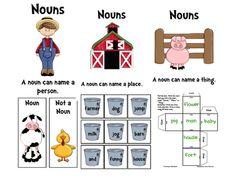 nouns, nouns, nouns