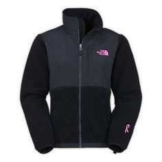 The North Face - Women's Pink Ribbon Denali Jacket