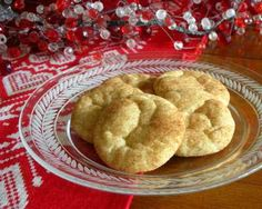 Cinnamon Sugar Cookies (written for new bakers)