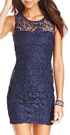 lace cut out dress  http://rstyle.me/~2jdPG
