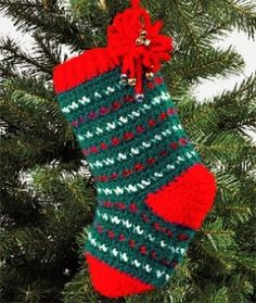 Image of Christmas Stocking