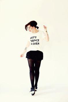 let's dance, lover! keiko lynn