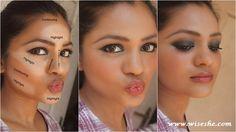 Contouring Indian Skin – FOTD