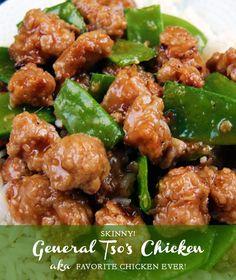 dinner, general tso chicken recipe, chicken breasts, chinese rice, tsos chicken