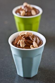 Chocolate Peanut Butter #veganMonster