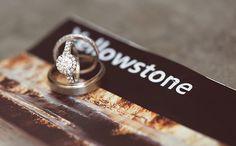 Yellowstone National Park Wedding, Fran Ze Photography