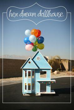 UP dollhouse