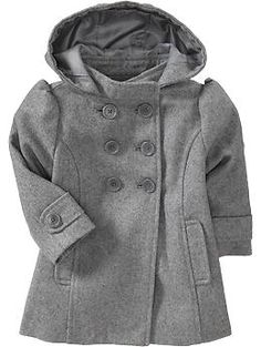 Wool-Blend Empire Peacoats for Baby | Old Navy @Betsy Partridge if Mia needs another coat this is the one!