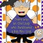 This Language Workshop unit of the wonderful children's book There Was an Old Lady Who Swallowed a Bat infuses the power of language and technology. $