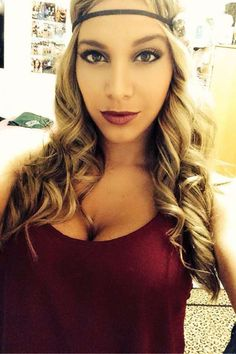 Hot busty girl
