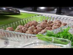 Choumicha: Soupe de riz complet et boulettes de viande /شميشة : شوربة با...