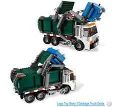garbage trucks toy - Google Search
