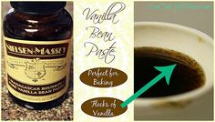 Cooking Must-Have: Vanilla Bean Paste