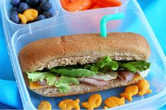 Finally -- bento box lunches for the rest of us! A round-up of ten creative lunches that the busiest (or most slacker) parent can pull off. ParentMap