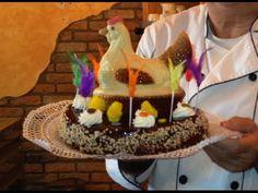 Tarta de Chocolate Mona de Pascua (V.C.)